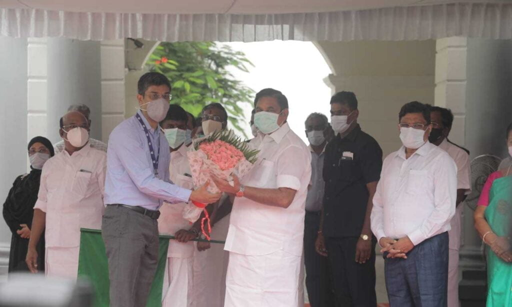 ZEEL donates ambulances, PPE kits, and daily meals to Tamil Nadu