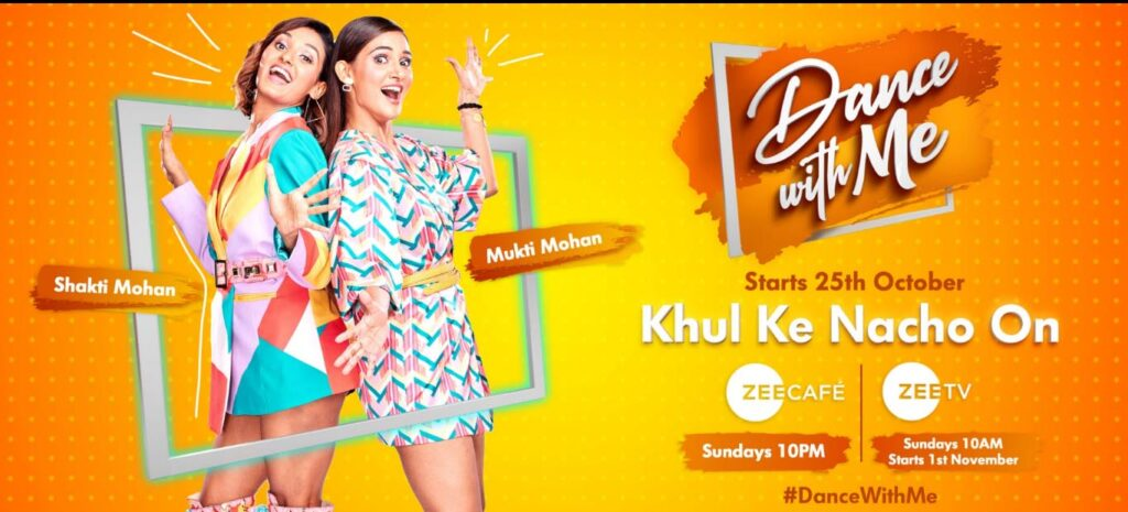Zee Cafe brings 'Dance With Me' this festive season