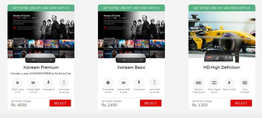 Airtel Digital TV slashes Airtel Xstream Box price to Rs 2499
