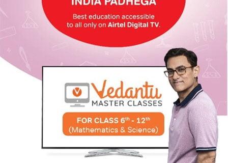 Airtel Vedantu Masterclass