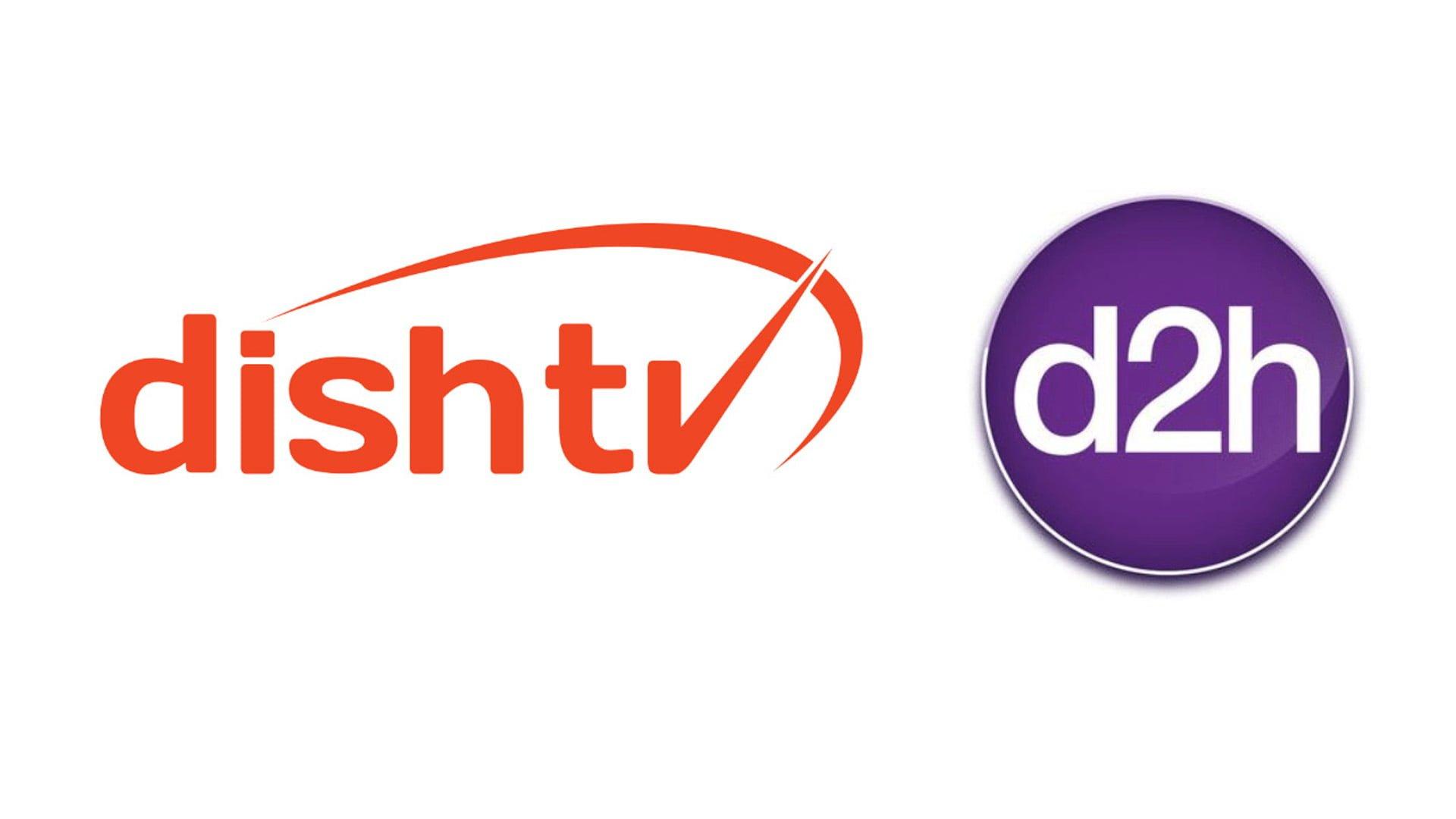 Dish D2H AMP Logo