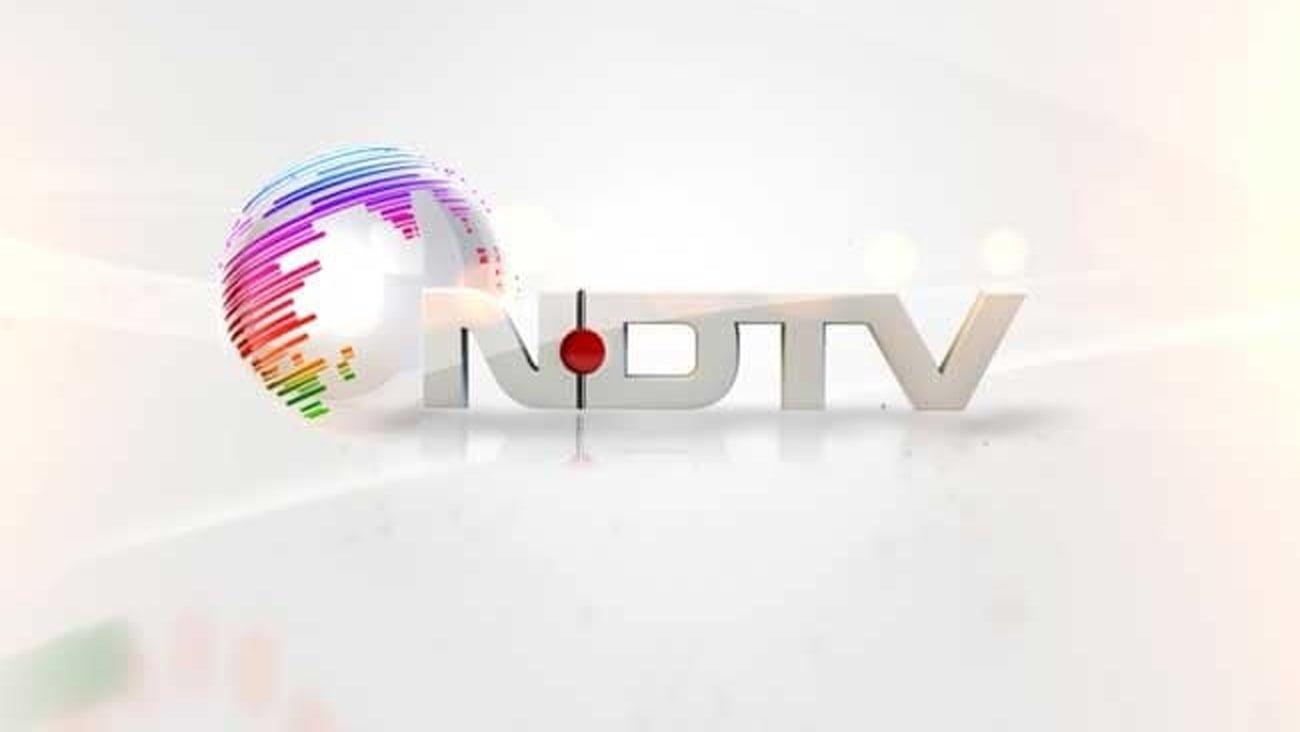 NDTV AMP Logo