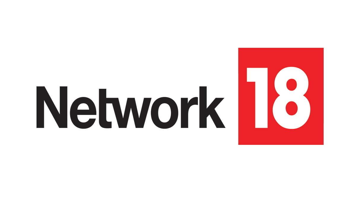 Network18 AMP Logo