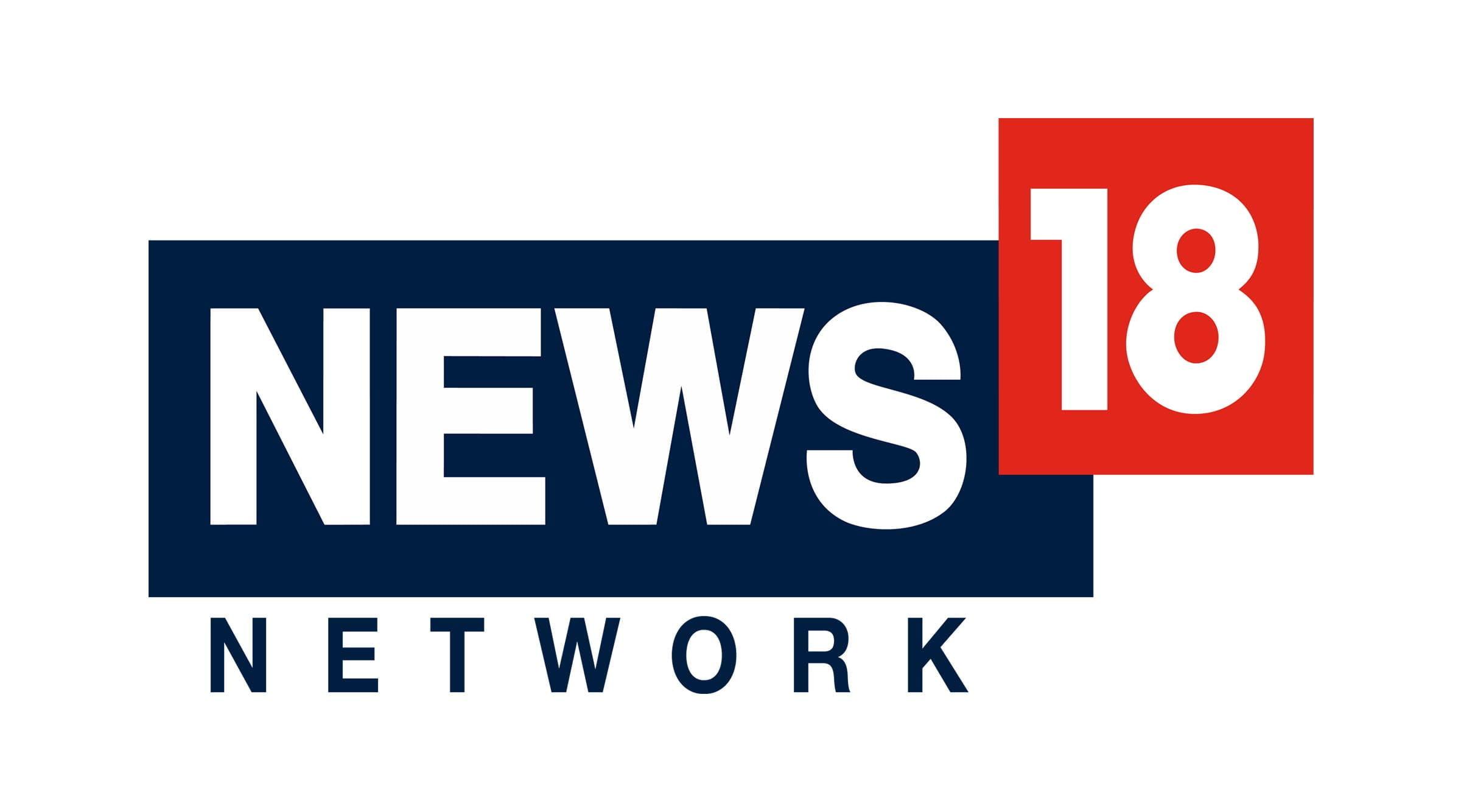 News18 Network AMP Logo