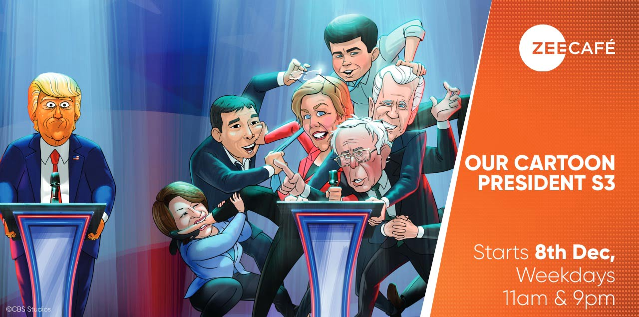 Our Cartoon President Season 3