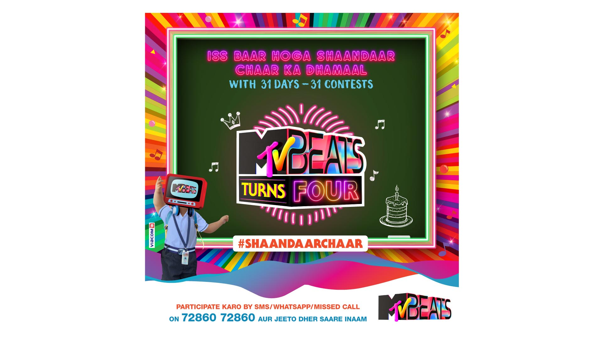 ShandaarChaar MTV Beats