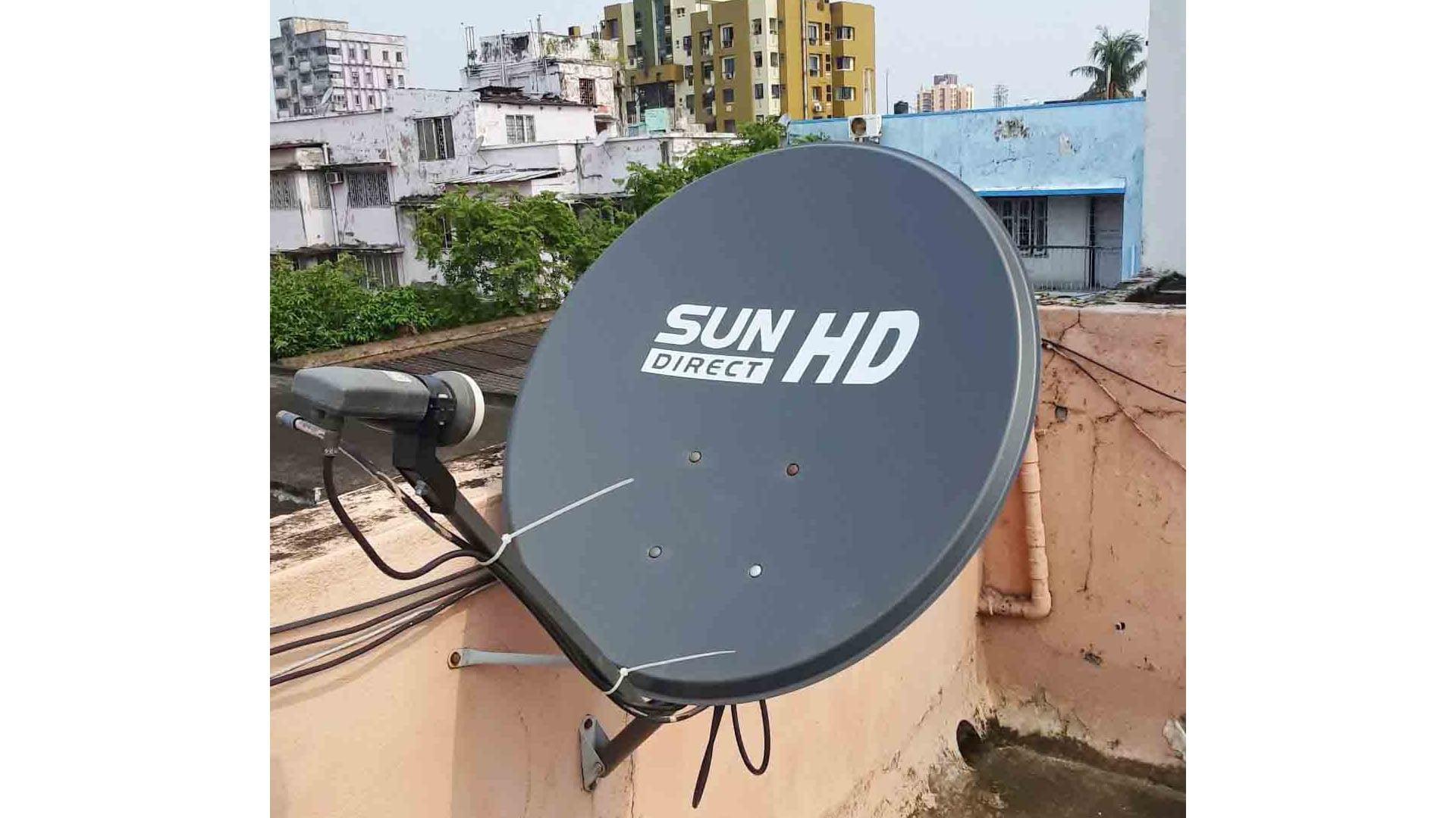 Sun Direct AMP Logo