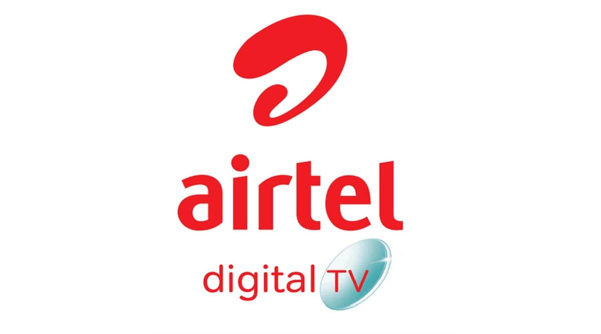 Airtel Digital TV AMP Logo