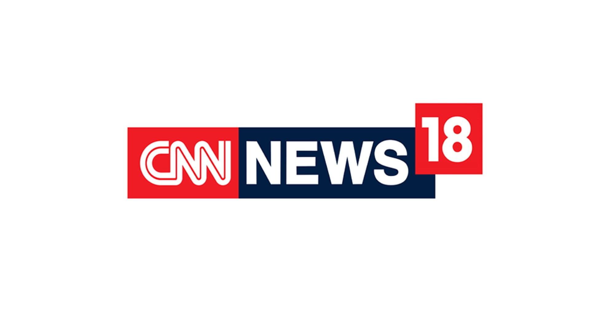CNN News18 AMP Logo