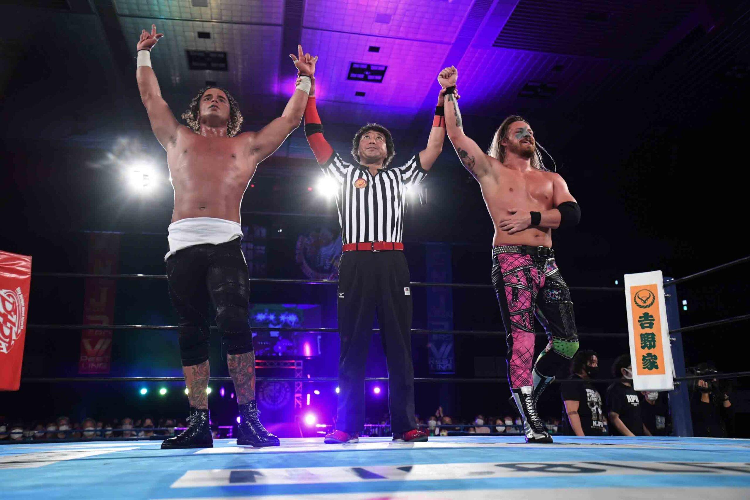 NJPW Eurosport scaled 1