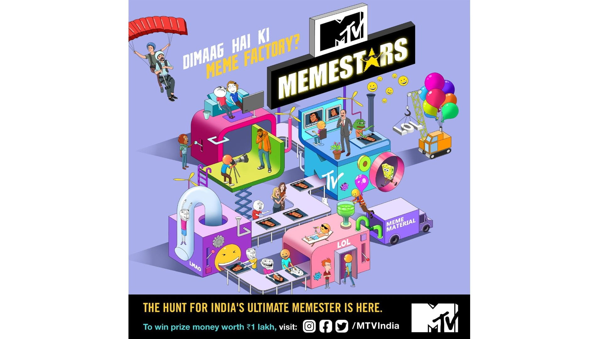 MTV Meme Stars