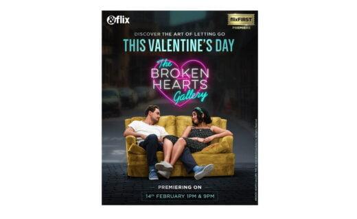 The Broken Hearts Gallery flix