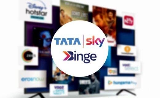 Tata Sky Binge 2