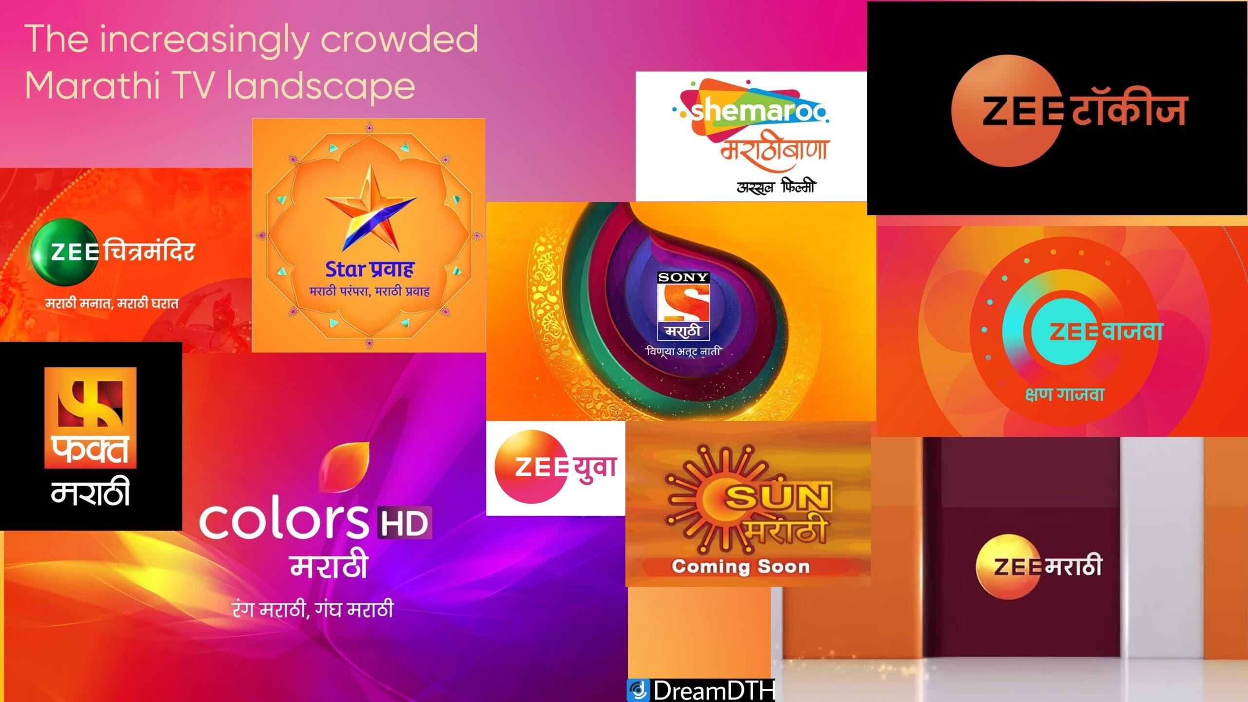 Marathi TV Channels