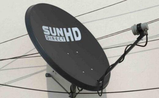 Sun Direct Dish 2