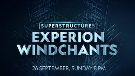Superstructures: Experion Windchants set to premiere on National Geographic