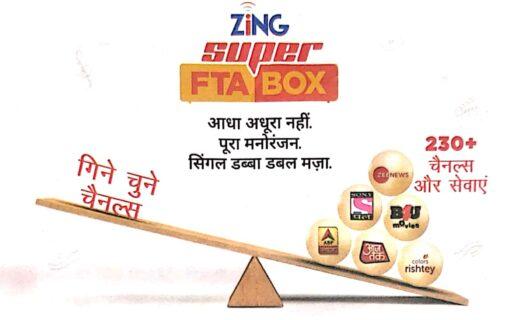 Zing Super FTA Box
