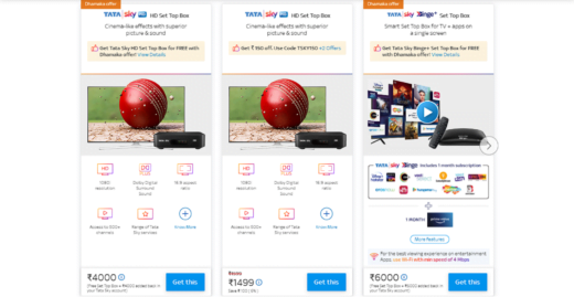 Tata Sky expands Dhamaka offer; now providing both HD and Binge+ connections for free
