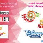 Disney Star New Kids Channels Header Image